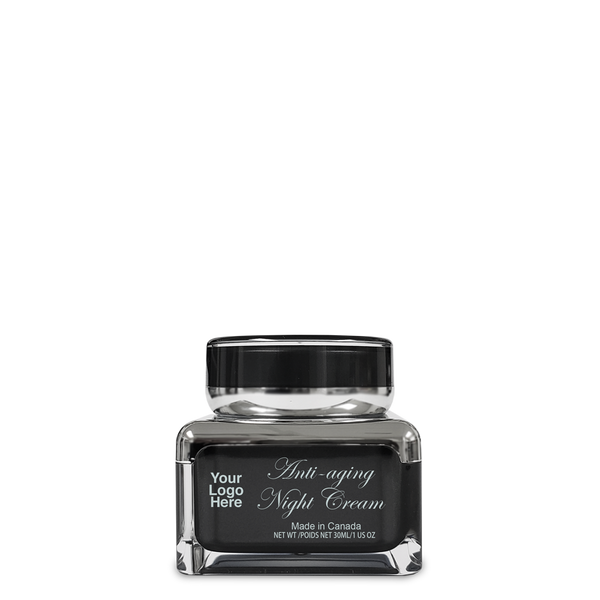 Anti-Aging Night Cream - Blackout