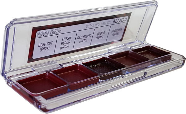 Single Color Refill BLOOD Palette Body Impression (1) Color
