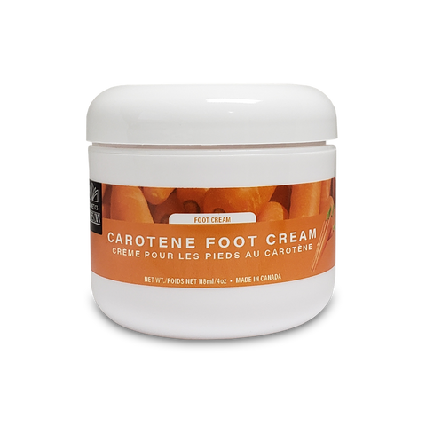 Carotene Foot Cream