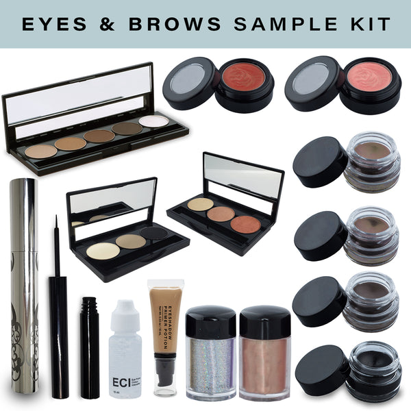 Eyes & Brows Sample Kit