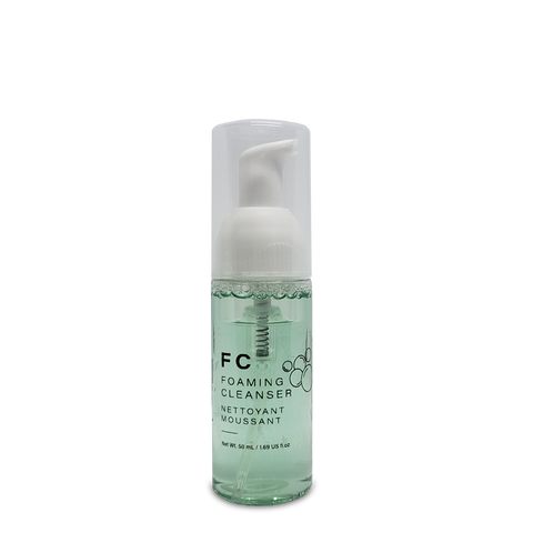 Enriched Foaming Cleaners - Chamomile and Aloe Vera 50ml