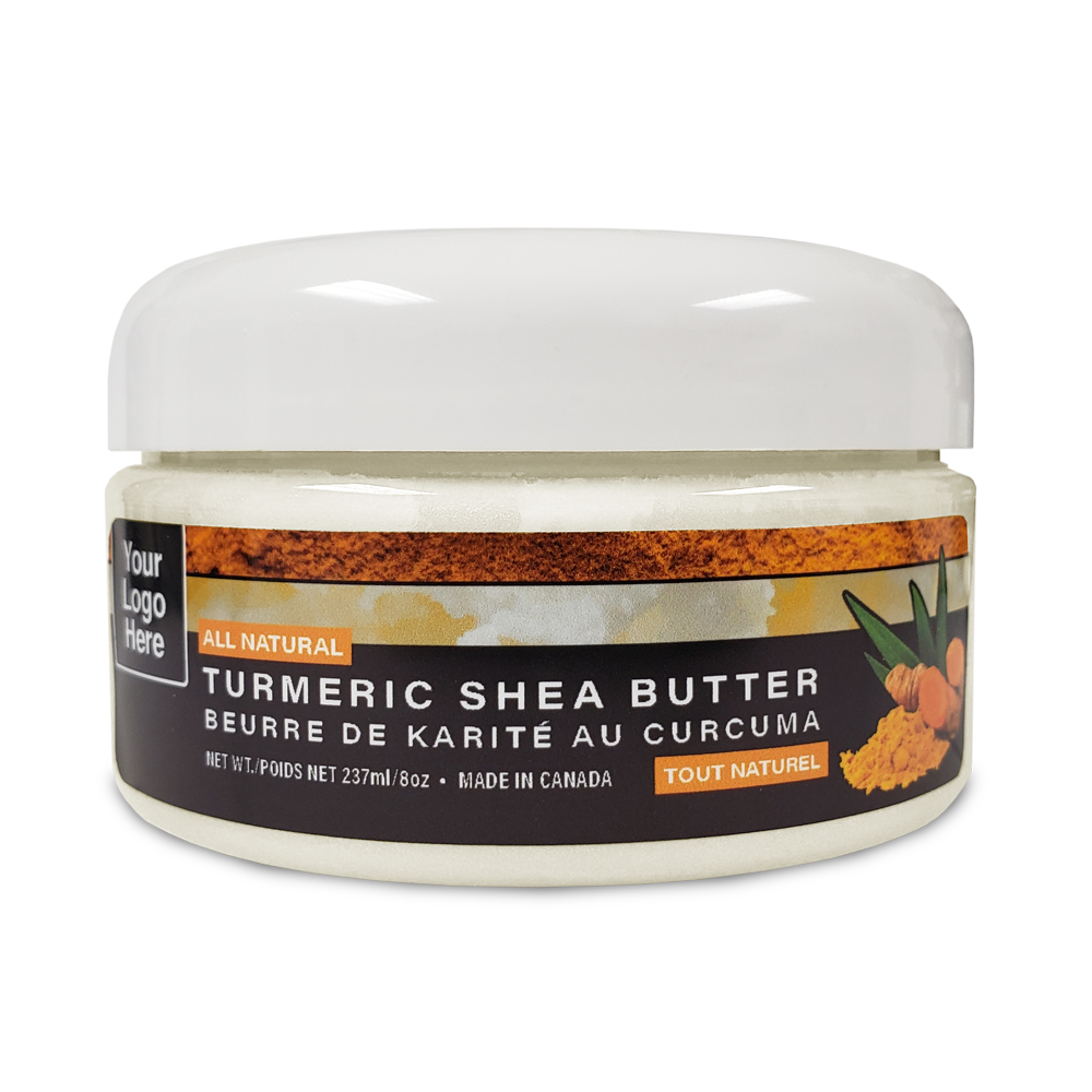 All Natural Turmeric Shea Butter