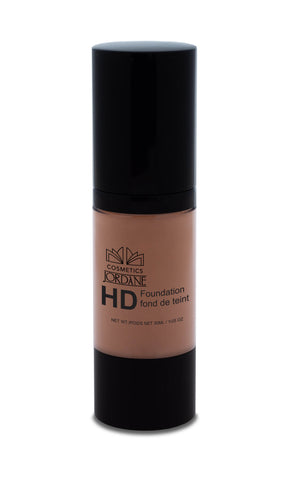 155 Almond HD Liquid Foundation
