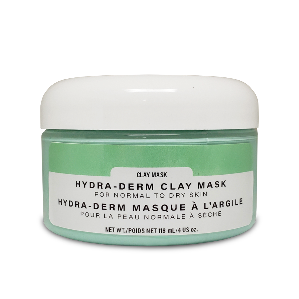 Hydra-derm Clay Mask (Normal to Dry Skin)