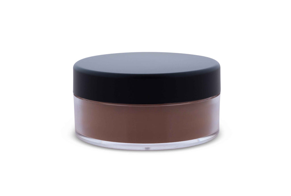 606 - Ebony HD Loose Powder