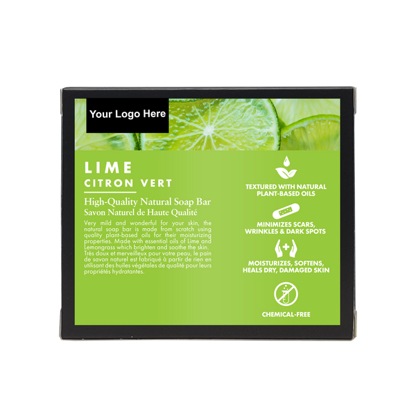 Lime - Natural Soap