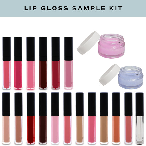 Lip Gloss Sample Kit