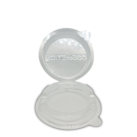 Blush Clear Clamshell