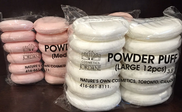 Jordane Powder Puffs