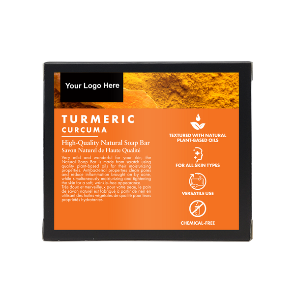 Turmeric - Natural Soap