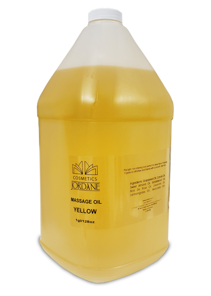Yellow Massage Oil