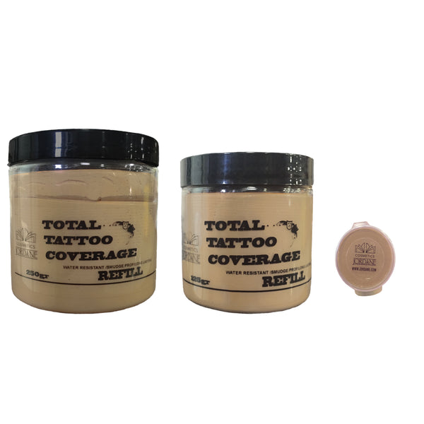 Beige - 11002  (Total Tattoo Refill)