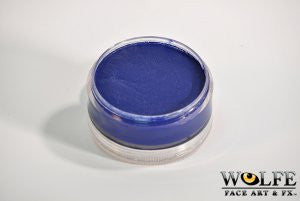 Wolfe Face Paint Blue 90g