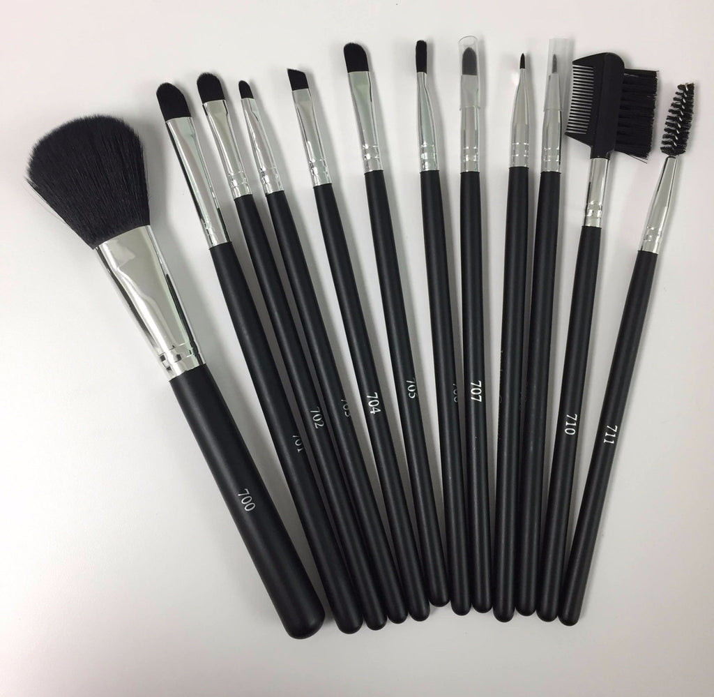 Jordane 12 pc Brush Set 2