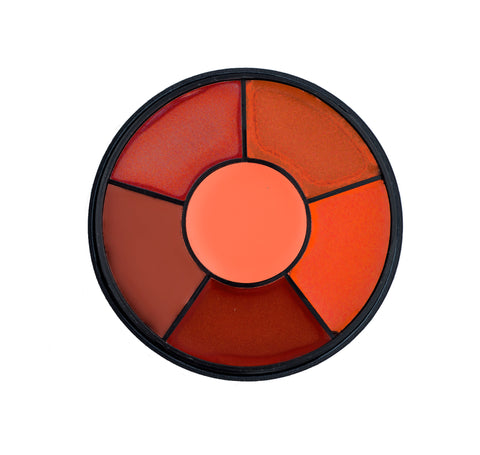 Coral Reef Lipstick Wheel