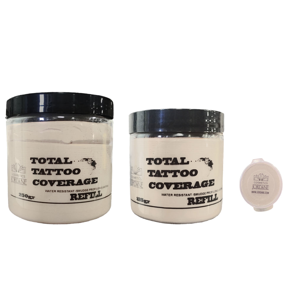 Light Ivory - 11010 (Total Tattoo Refill)