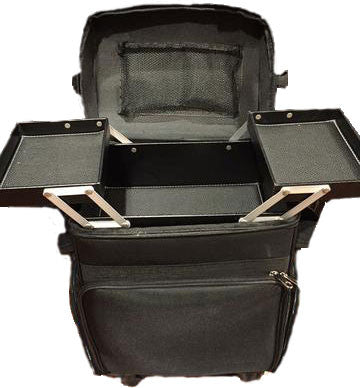 The Pro Trolley - Nylon - Make up Case