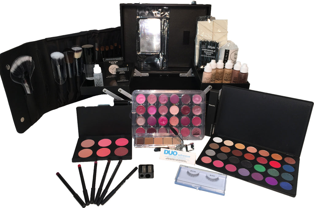 Glamour Plus School Makeup Kit