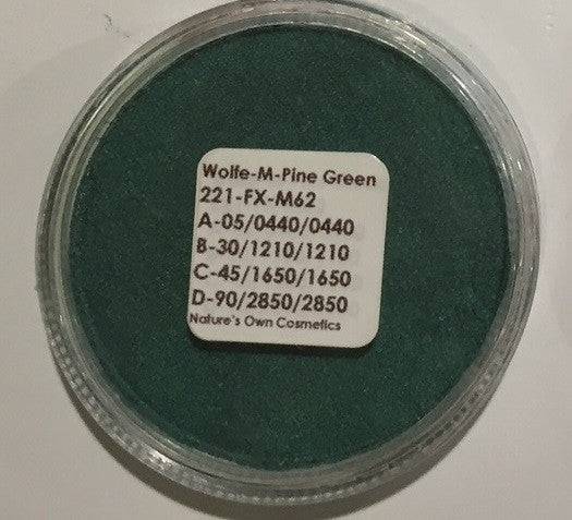 Wolfe Face Paint Pine Green