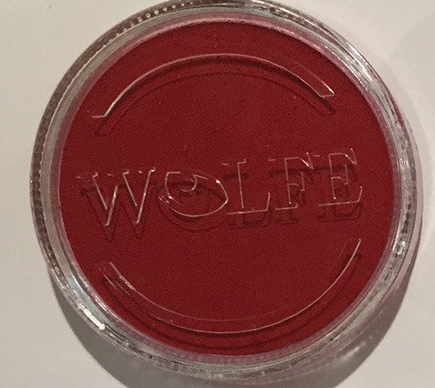 Wolfe Face Paint Red
