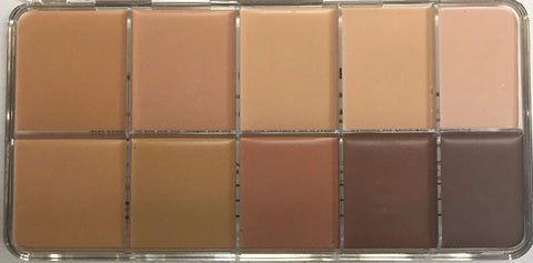HD Cream Foundation Palette S&R
