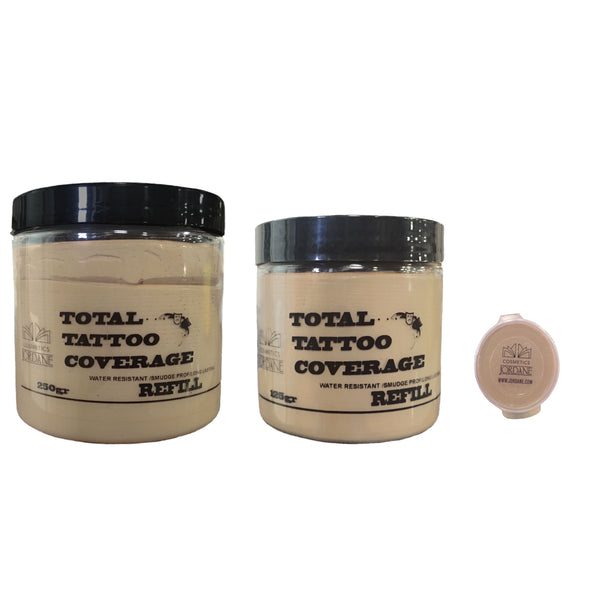 Tan - 11001  (Total Tattoo Refill)