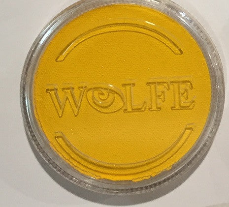 Wolfe Face Paint Yellow