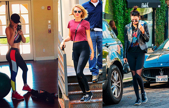 Activewear Brands Hollywood Can't Get Enough Of