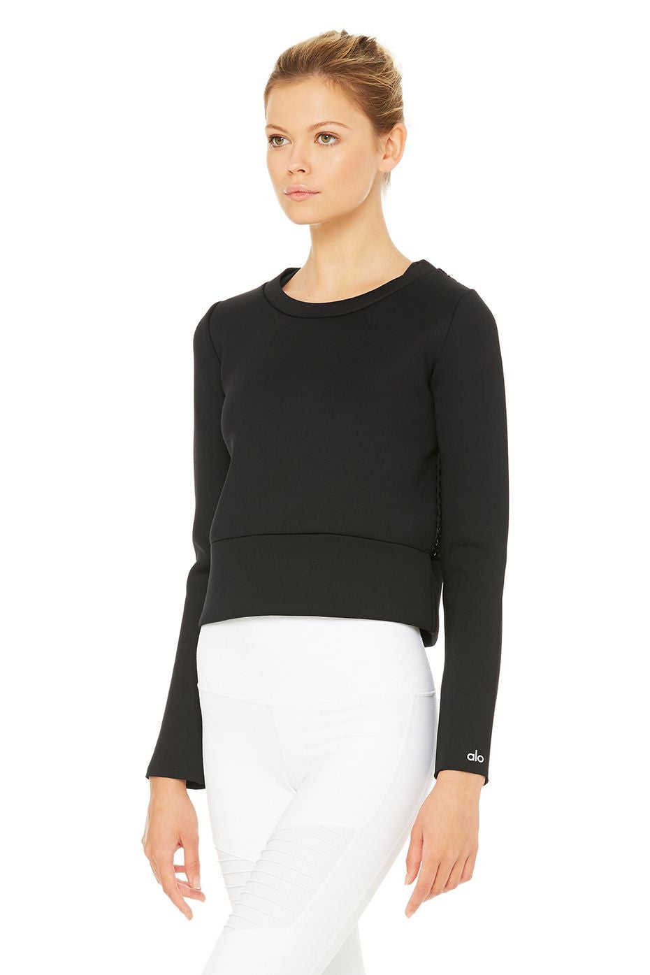 Alcove Long-Sleeved in Black