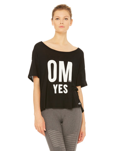 Weekend Graphic Tee - OM YES