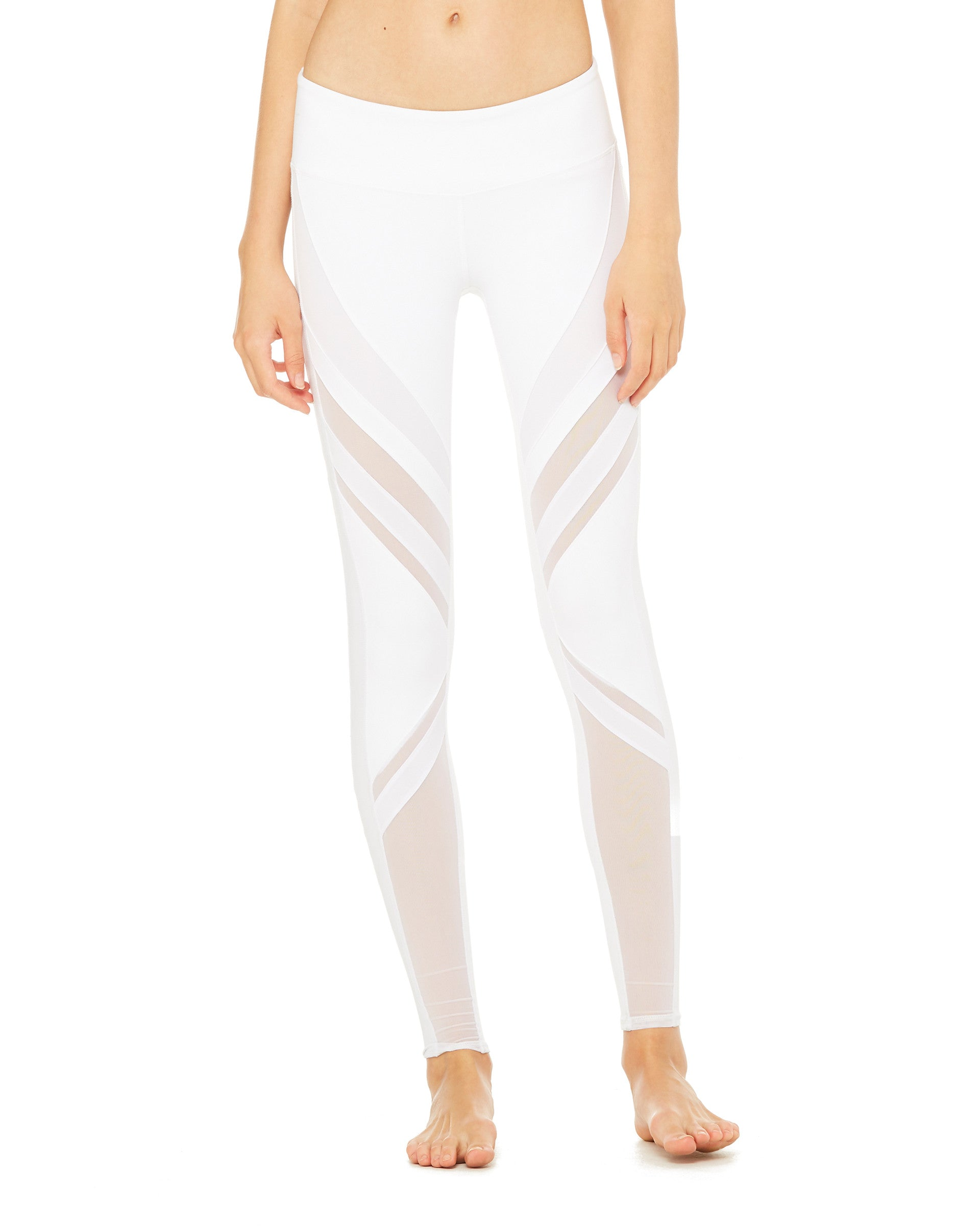 Epic Legging in White