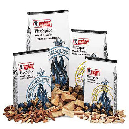 Weber Grill Firespice Wood Chunks