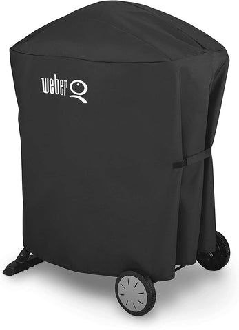 Weber Q 100/1000 and Weber Q 200/2000 w/Q cart Grill Cover - 7113