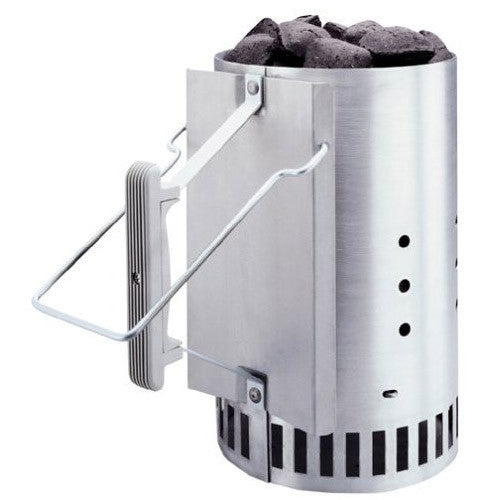 Weber Charcoal Grill Rapidfire Chimney Starter