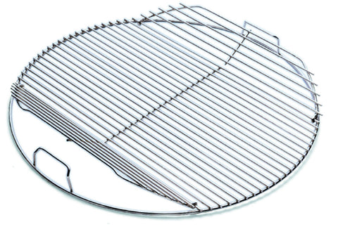 "Weber Charcoal Grill Hinged 22.5"" Cooking Grid"