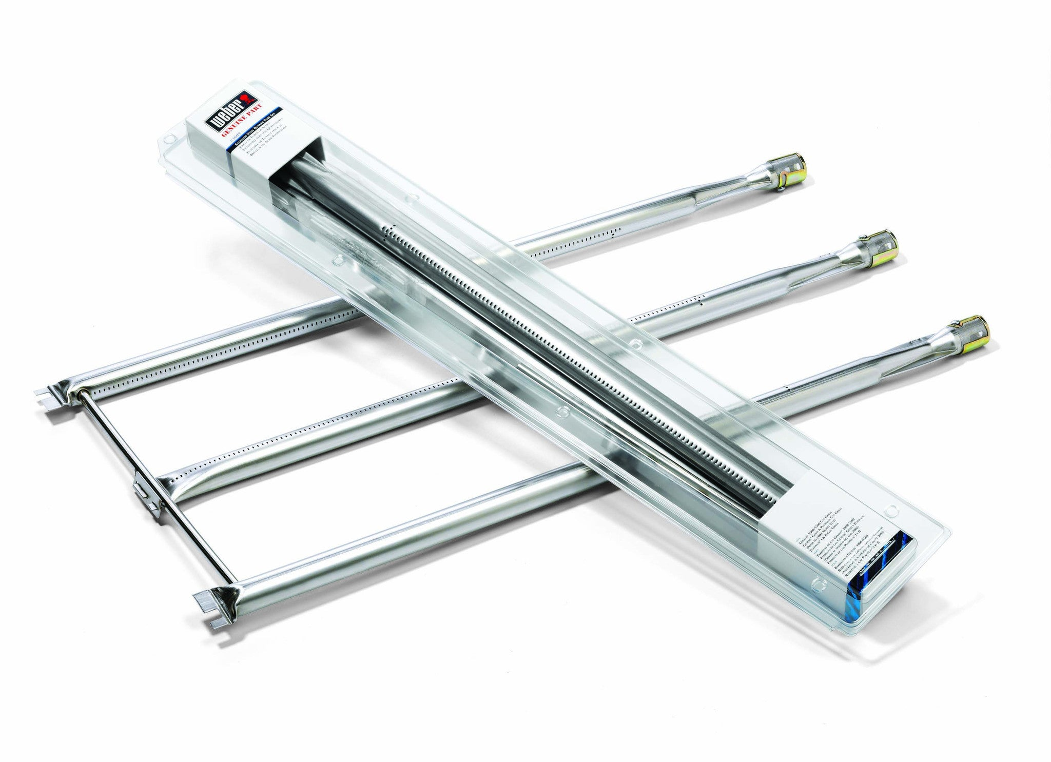 weber gas grill stainless steel burner tube set - Weber Gas Grill