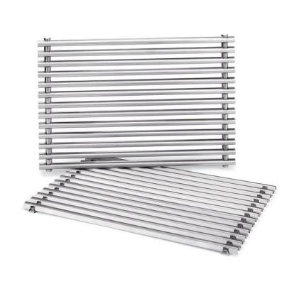weber gas grill stainless steel cooking grates - Stainless Steel Grill Grates