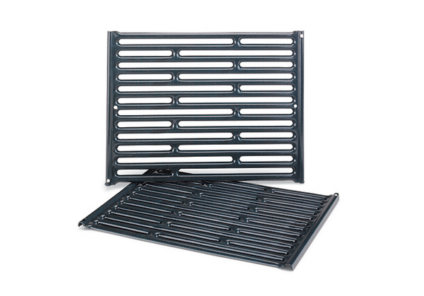 weber grill grates weber gas grill porcelain cooking grates 65904 grillstuff 10644