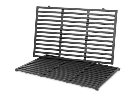 Weber Gas Grill Porcelain Enameled Cast Iron Cooking Grates 7524