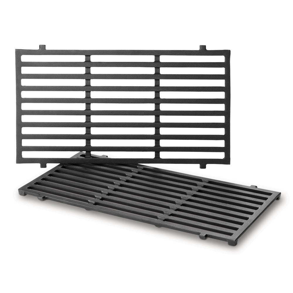 weber gas grill porcelain enameled cast iron cooking grates - Weber Gas Grill