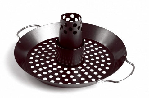 Non-Stick Vertical Poultry Roasting Wok