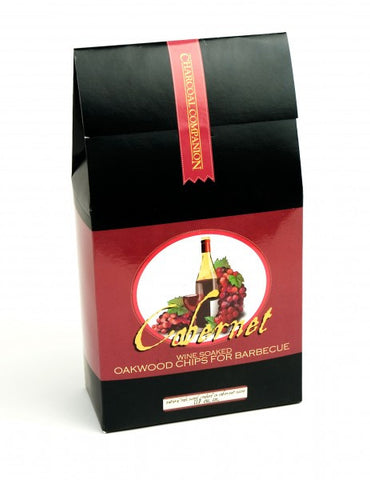 Cabernet Wine Soaked Oak Wood Chips