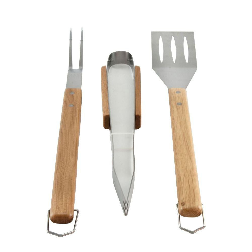 Pro Chef Oval 3 Piece Tool Set