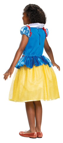 Girl's Snow White Classic Costume