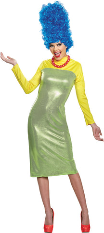 Women's Marge Deluxe Costume