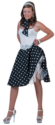 Sock Hop Skirt Scarf
