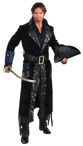 Men's Blackbeard Costume