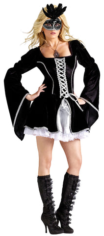 Women's Midnight Masquerade Costume