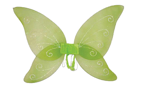 Wings Fairytale Child Green