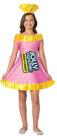 Jolly Rancher Dress Watermelon